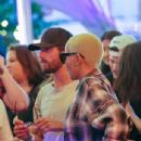 Amber Rose and Scott Disick at the VIP bar on the first night of the annual music festival in Indio, California - April 15, 2016 - 305 x 540