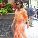 Victoria Beckham headed to a meeting in New York City - 454 x 681