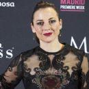 Leonor Watling- 'Musa' Madrid Premiere