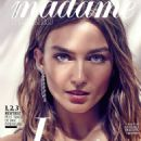 Andreea Diaconu - Madame Figaro Magazine Pictorial [France] (14 July 2017) - 454 x 588