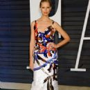 Karolina Kurkova 2015 Vanity Fair Oscar Party In Hollywood