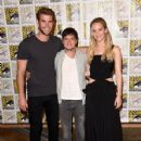 Liam Hemsworth-July 9, 2015-Comic-Con International 2015 - Lionsgate Press Room