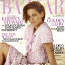 Kristen Stewart Harpers Bazaar Uk Magazine Cover June 2015