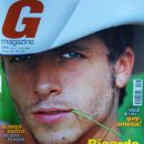 G Magazine Cover [Brazil] (April 2006)