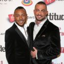 Marcus Collins (singer) and Robin Windsor - 401 x 594