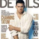 Channing Tatum Covers DETAILS February 2012