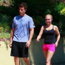 Harry Morton and Hayden Panettiere
