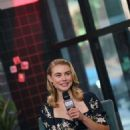 Lucy Fry – Visit AOL Build for Godfather of Harlem in NY - 454 x 681