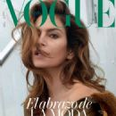 Cindy Crawford for Vogue Spain Magazine (October 2018)