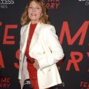 Kim Cattrall – 'Tell Me A Story' Premiere in New York - 454 x 817
