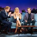 Goldie Hawn on 'The Late Late Show with James Corden' in Los Angeles - 454 x 303