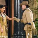 Mizuo Peck as Sacajawea in the Night at the Museum movies - 454 x 337