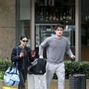 Camila Mendes and Charles Melton– Vancouver 03/26/2019