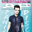 Brendon Urie - Alternative Press Magazine Cover [United States] (January 2016)