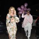 Poppy Delevingne – LAYLOW Halloween Party in London - 454 x 616