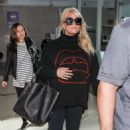 Jessica Simpson – Arrives at LAX Airport in LA