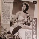 Cornell Borchers - Funk und Film Magazine Pictorial [Austria] (6 April 1957)