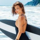 Miranda Kerr stars in BONDS SWIM campaign