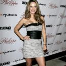 Simona Stratten - 'Philippe' Restaurant Opening In West Hollywood October 12, 2009 - 454 x 709