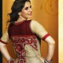 Zarine Khan Exclusive Roopam Dress Collections - 454 x 547