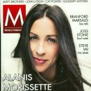 Alanis Morissette - Music And Musician Magazine Cover [Canada] (June 2012)