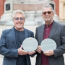 Roger Daltrey attends the launch of the Royal Albert Hall 'Walk Of Fame' at Royal Albert Hall on September 4, 2018 in London, England - 454 x 303