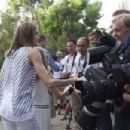 Spanish Royals Sighting In Mallorca