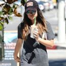 Lucy Hale Out and About In La