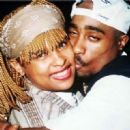 Yolanda Whittaker and Tupac Shakur - 454 x 452