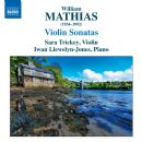 William Mathias - Mathias: Violin Sonatas