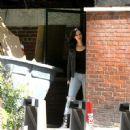 Krysten Ritter – On set of 'Jessica Jones' in New York - 454 x 449