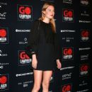 Camille Rowe – 2018 GO Campaign Gala in Los Angeles - 454 x 672