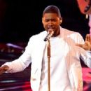 Singer Usher attends the 2014 MTV Video Music Awards at The Forum on August 24, 2014 in Inglewood, California