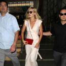 Margot Robbie at LAX Airport 8/23/2016