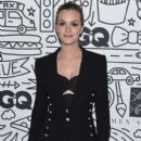 Leighton Meester : The Saks Downtown Men's Opening