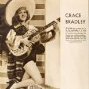 Grace Bradley - Picture Play Magazine Pictorial [United States] (February 1935) - 454 x 629