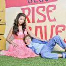 Ximena Duque and Cristian- LifeStyle Miami magazin Photoshoot