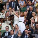 Geri Halliwell – Wimbledon Tennis Championships 2019 in London - 454 x 303