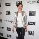 Maggie Grace – FYC 'The Walking Dead' and 'Fear the Walking Dead' in Los Angeles - 454 x 677
