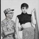 The Pajama Game Original 1954 Broadway Cast Starring John Raitt and Janis Paige . In 1957 Doris Day Starred In The Movie Version Again With John Raitt - 449 x 550