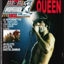 Freddie Mercury - Popular 1 Magazine Cover [Spain] (February 2019)