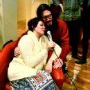 John Frusciante and Nicole Turley