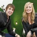 Laura Whitmore and Miles Kane