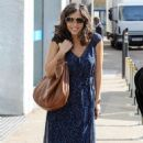 Myleene Klass - Outside Of ITV Studios In London - September 1, 2010 - 454 x 792