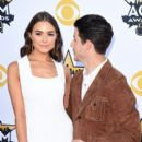 Olivia Culpo and Nick Jonas- 50th Academy Of Country Music Awards