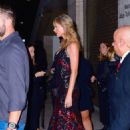 Taylor Swift – Leaving Lincoln Center in New York City