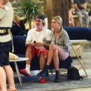 Hailey Baldwin and Justin Bieber – Out for lunch in NYC