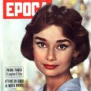 Epoca Magazine Cover [Italy] (28 October 1956)