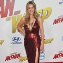 Andrea Roth – 'Ant-Man and The Wasp' Premiere in Los Angeles - 454 x 690