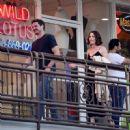 Robin Tunney – Leaving Sushi Park Restaurant in Los Angeles - 454 x 450